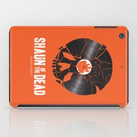 shaun of the dead iPad Cases featuring Shaun of the dead by Wharton