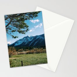 King Tallac Stationery Cards