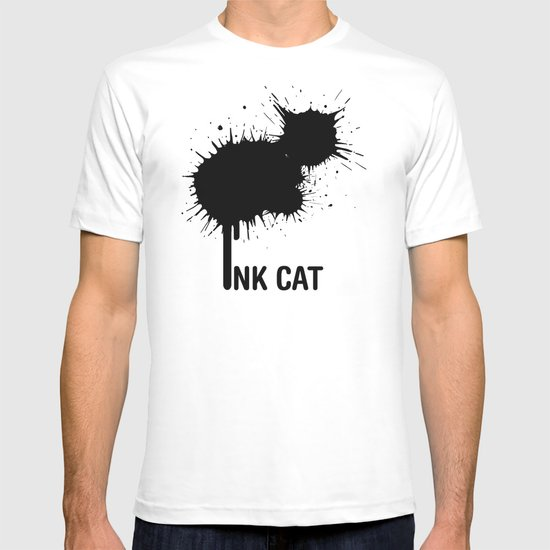 INK CAT T-shirt