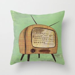Great Together Throw Pillow