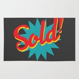 Sold! Rug