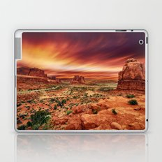 Arches at Sunset Laptop & iPad Skin
