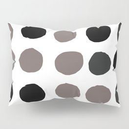 Dunkle Punkte 001 Pillow Sham