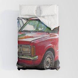 1975 Brazilian Model Only Pony Car Taunus 2300 GT Coupé Comforters