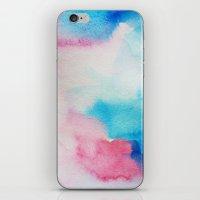 nirvana iPhone & iPod Skins featuring Nirvana by elena + stephann