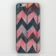 TiedieZigZag iPhone & iPod Skin