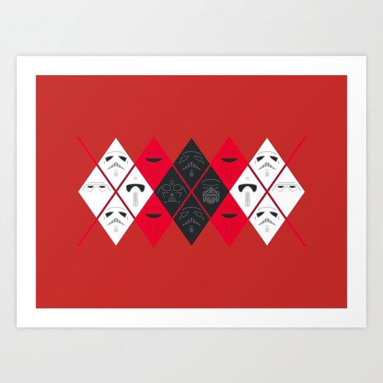 Imperial Stargyle v1 Art Print