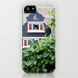 Birdhouse iPhone Case