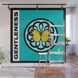 Fruit of the Spirit, Gentleness (Sea Blue) Wall Mural