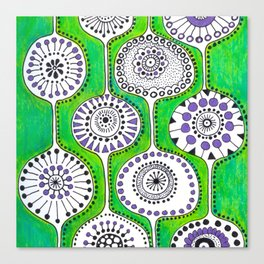 Windchime Canvas Print