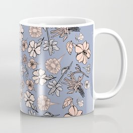 Southwestern Wildflowers Coffee Mug