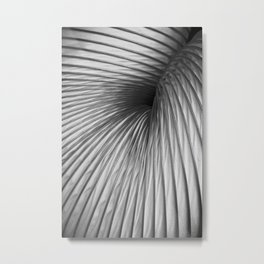 Abstraction Extraction Metal Print
