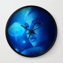 Jellyfish Dreams Wall Clock