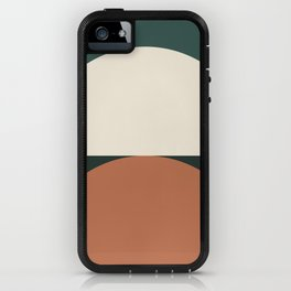 Abstract Geometric 01E iPhone Case