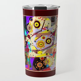 A Steampunk Automaton Gears and Cogs Travel Mug