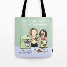 Baking Advice Tote Bag