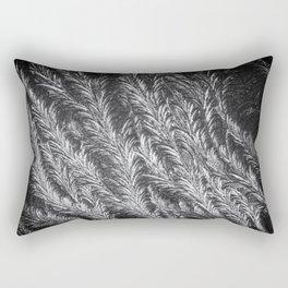 Ice Patterns Rectangular Pillow