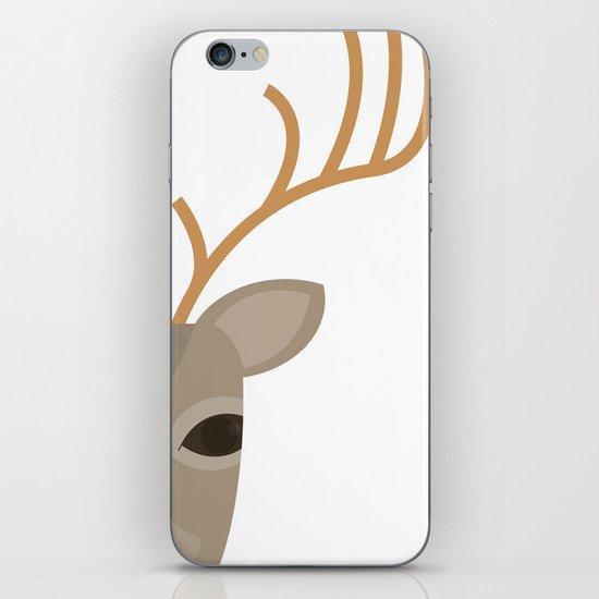 deerhead iPhone & iPod Skin