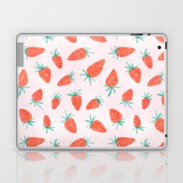 Strawberry Dreaming  Laptop & iPad Skin