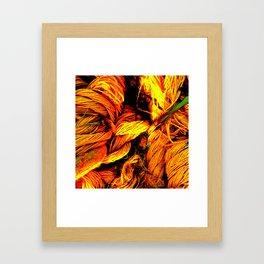 Jetsam Four Framed Art Print
