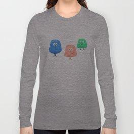 Gum Drops Set  Long Sleeve T-shirt