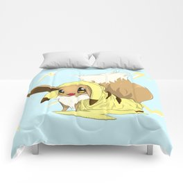 Eevee-licious! Comforters