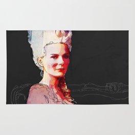 Kirsten Dunst as Marie Antoinette Rug