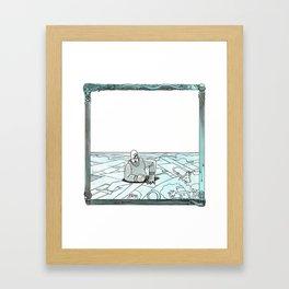 About Flatland 2. Framed Art Print