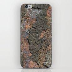 Scratch iPhone Skin