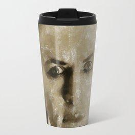 Harry Houdini, Magician Travel Mug