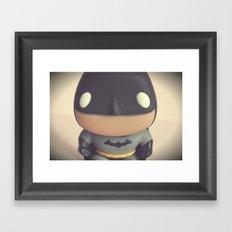 The Bat - I Framed Art Print