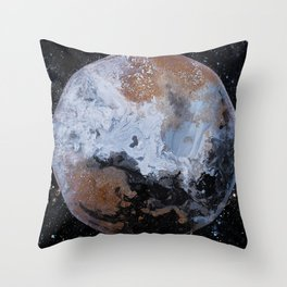 Mars Collection Throw Pillow