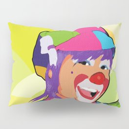 acrobat beautiful II Pillow Sham