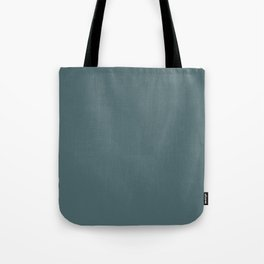 Hydro Blue Grey   Solid Colour Tote Bag