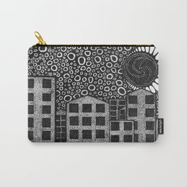 Artisan Artwork 1: Noughts and Dots... Carry-All Pouch