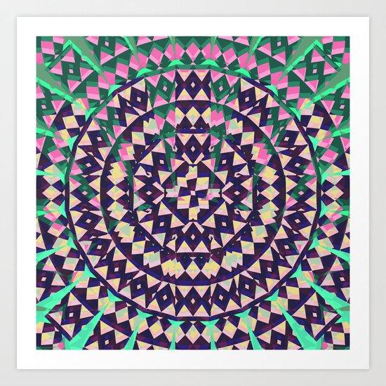 Mix #116 Art Print