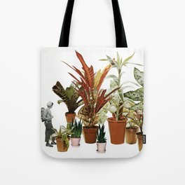 It's a Jungle Out There Tote Bag