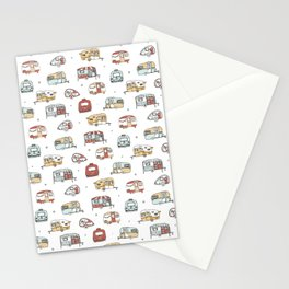 Campers Stationery Cards
