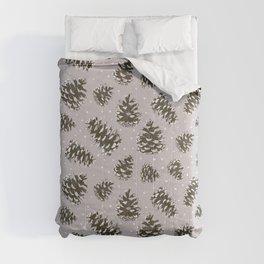 BG - Neutral snow cones Comforters