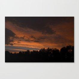 Sky 6 Canvas Print