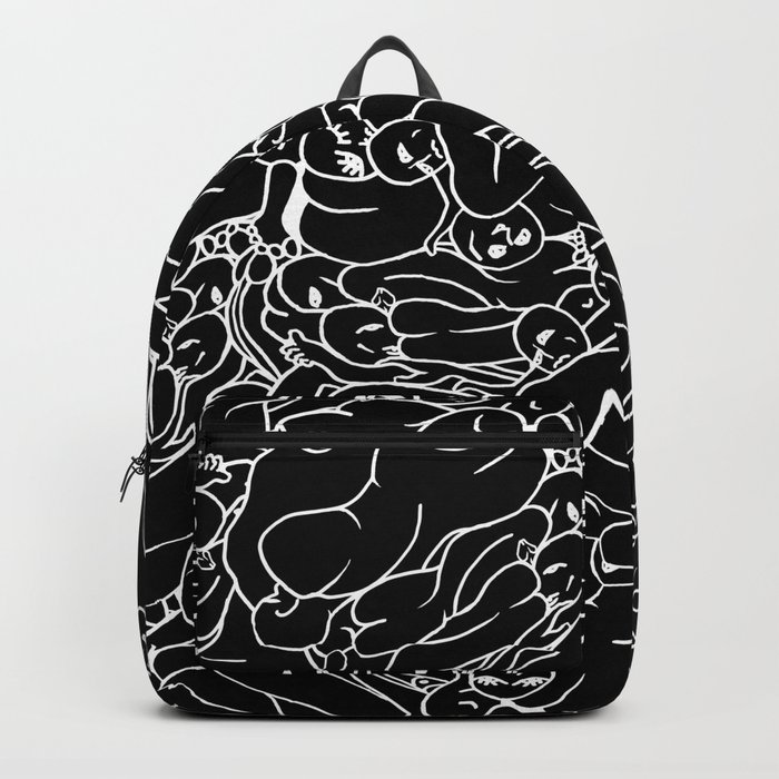 Fifty shades of Love (Dark) Backpack