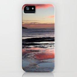 Rainbow Crater iPhone Case
