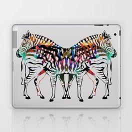 Zebra Illusion Laptop & iPad Skin