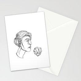 Nicolas Flamel Stationery Cards