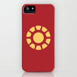 Iron Man Weapon iPhone Case