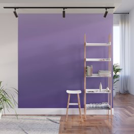 Ultra Violet Gradient Pattern | Pantone Trendy Color of the year 2018 Wall Mural