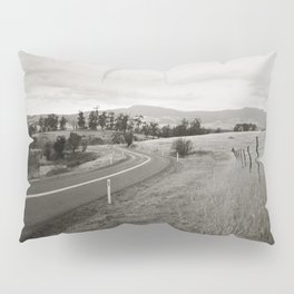 {  on the road } Pillow Sham