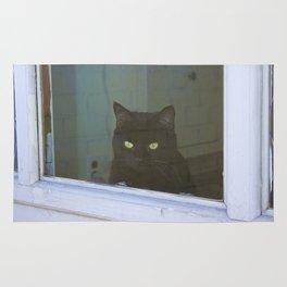 Window to the Wild Rug