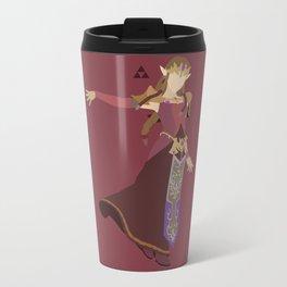 Princess Zelda(Smash)Red Travel Mug