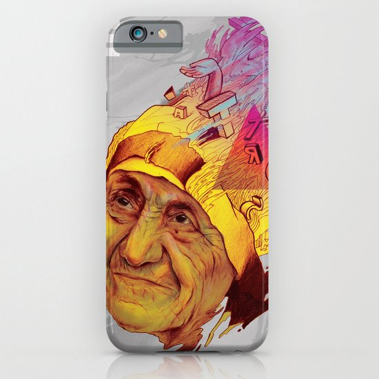 Madre Teresa iPhone & iPod Case